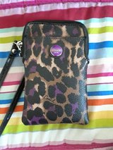 Coach leopard wallet in Lawton, Oklahoma