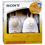 Sony sound sensory nursery monitor in Conroe, Texas