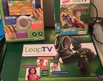 Leap TV educational active gaming system in Conroe, Texas
