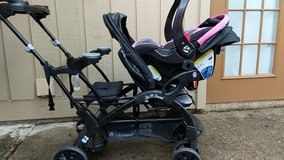 baby sit n stand double stroller in Spring, Texas
