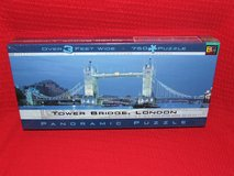 London Tower Bridge Panoramic Puzzle 3 Feet Wide ~ New in Bolingbrook, Illinois