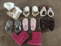 Baby girl shoes in 29 Palms, California