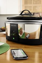 Crock-Pot Wemo Smart Wifi-Enabled Slow Cooker, 6-Quart, Stainless Steel in Chicago, Illinois