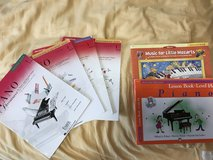 Alfreds Piano Books Set in Ramstein, Germany