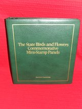 50 State Birds & Flowers Commemorative Mint Stamp Panes in St. Charles, Illinois