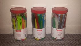 New!  Package of 600 Cable Ties / Zip Ties (1 package left) in Chicago, Illinois