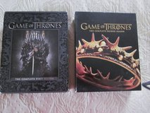 Game of Thrones, Seasons 1 and 2 in Beaufort, South Carolina