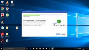 I ntuit Quickbooks Pro 2016 program for sale. Serial and product key included in Hinesville, Georgia