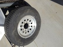 Tire ST235/80R16***best offer - $200 (Vacaville) in Travis AFB, California