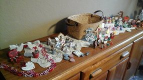 Holiday /Seasonal /Birthday  Wooden Miniature  Display Collection in Bolingbrook, Illinois
