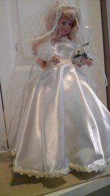 "Wedding Reception Table Decor Display Doll ""Wedding Bride"" in Plainfield, Illinois"