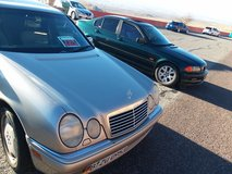 1997 E420 Mercedes-Benz Sport in El Paso, Texas