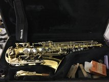 Alto saxophone in Lockport, Illinois