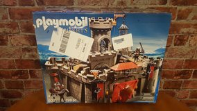Playmobil Knights Castle #6001 BRAND NEW IN BOX in Elgin, Illinois
