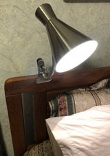 Bed Lamp - Chrome in Plainfield, Illinois