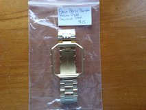 Fitbit blaze gold stainless steel band and frame in Fort Campbell, Kentucky
