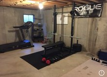 Rogue Squat Rack & Alot more (immaculate) in Algonquin, Illinois