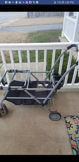 Joovy twin roo stroller in Fort Campbell, Kentucky