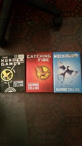 The Hunger Games 3 Book Series in 29 Palms, California