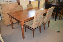 Pier 1 Imports Italian Table and 4 chairs in Tacoma, Washington