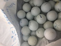 100 Used Golf Balls in Spring, Texas