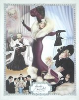 Mae West signed poster 1170 of 2000 BO considered in Las Vegas, Nevada