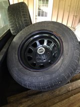 (4) 15 inch All American Racing Wheels in Kingwood, Texas