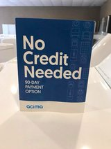 No credit need TAKE IT HOME TODAY! in Cleveland, Texas