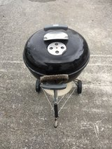 "Weber barbecue diameter 18.5"" or 47cm in Okinawa, Japan"