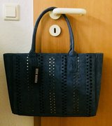 Steve Madden Blue Studded Tote - BNWT in Ramstein, Germany