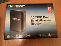 TRENDnet Wireless AC1750 Dual Band Gigabit Router in Okinawa, Japan