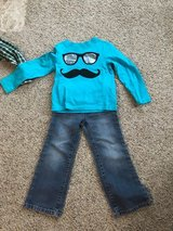 2-Crazy 8 outfits Size 4 in Fort Campbell, Kentucky