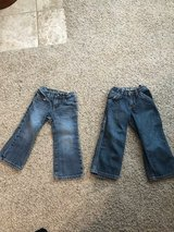 2- Crazy 8 Jeans size 3T in Fort Campbell, Kentucky
