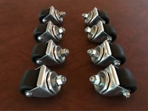 "Merrick 2"" Heavy Duty Casters (8) New in Spring, Texas"