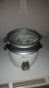 Rice cooker/steamer in Ramstein, Germany