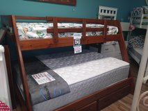 TWIN/FULL BUNK BED in Fort Campbell, Kentucky