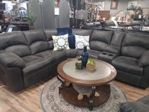 BRAND NEW PEWTER RECLINING SECTIONAL in Cincinnati, Ohio
