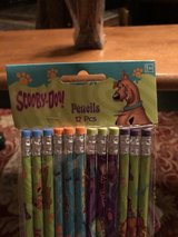 Pencil Pack - Scooby Doo - New!! in Ramstein, Germany