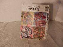 Brand New Pattern McCalls Craft #4486 Fat Quarters Runner-Placemats-Napkins in Yorkville, Illinois