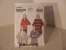 Brand New Butterick Pattern #B5993 Misses Wrap-Top-Tunic  Size(Lg-to-XXL in Yorkville, Illinois