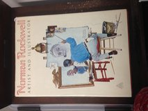 Norman Rockwell book and posters in Yucca Valley, California