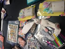 Easter items in Yucca Valley, California