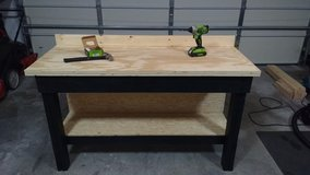 Custom Built Workbenches in Fort Lewis, Washington