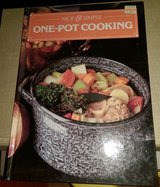 One-Pot Cooking – Nice & Simple (hardbound) in Houston, Texas
