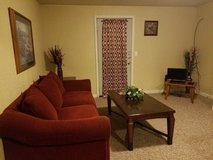 Furnished walkout basement for rent in Fort Riley, Kansas