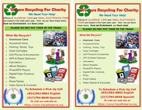 Community Recycling For A Cause in Spring, Texas