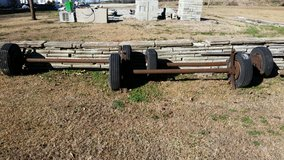 Mobile Home Axles with electric brakes (Reduced) in Camp Lejeune, North Carolina