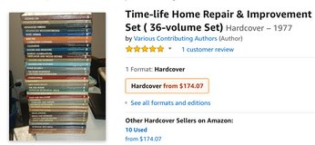Time Life book set Home Repair & Improvements in Rolla, Missouri