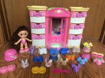 24 Piece Fisher Price Snap N Style Set in St. Charles, Illinois