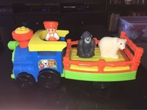 excellent condition fisher price little people zoo train in Wright-Patterson AFB, Ohio